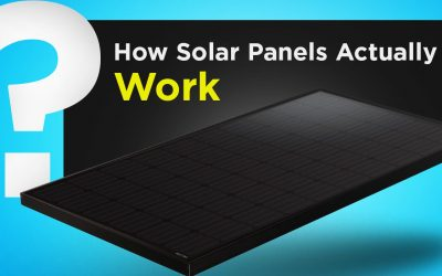 How Solar Actually Works