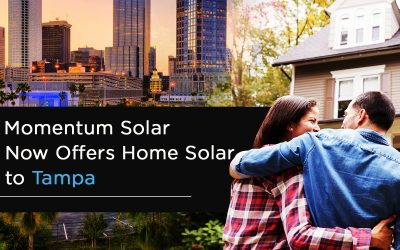 Momentum Solar Now Offers Home Solar to Tampa