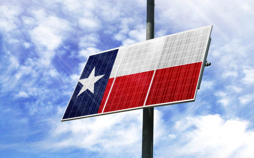 Solar in TX 2020